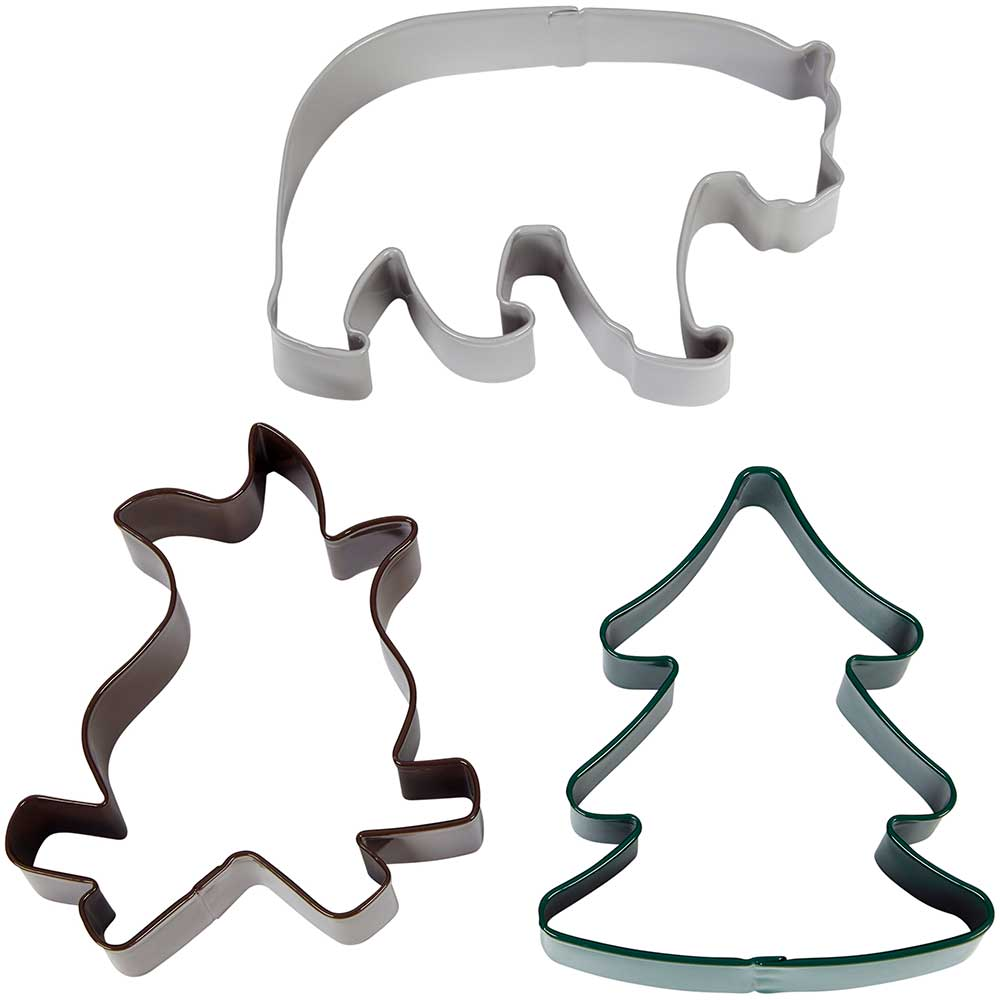Wilderness Cookie Cutter Set