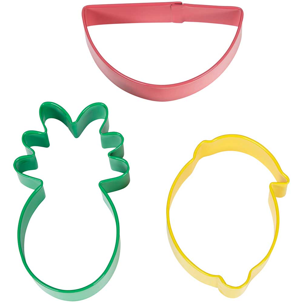 Fruits Cookie Cutter Set