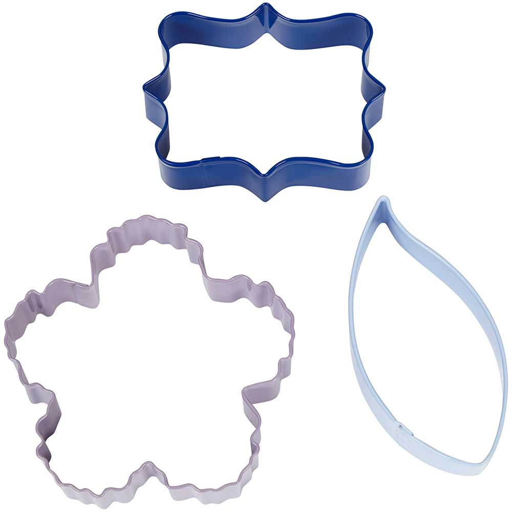 Floral Cookie Cutter Set