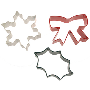 Delightful Decadance Cookie Cutter Set