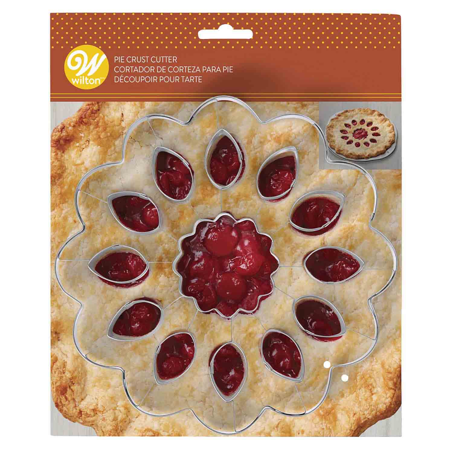 Pie Crust Cutter