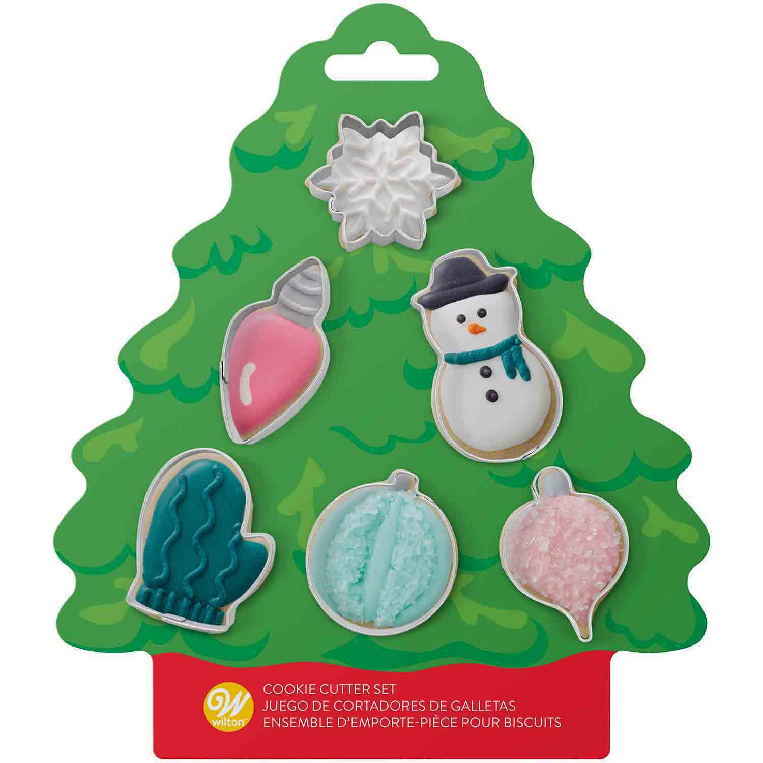 Holiday Mini Cutter Set
