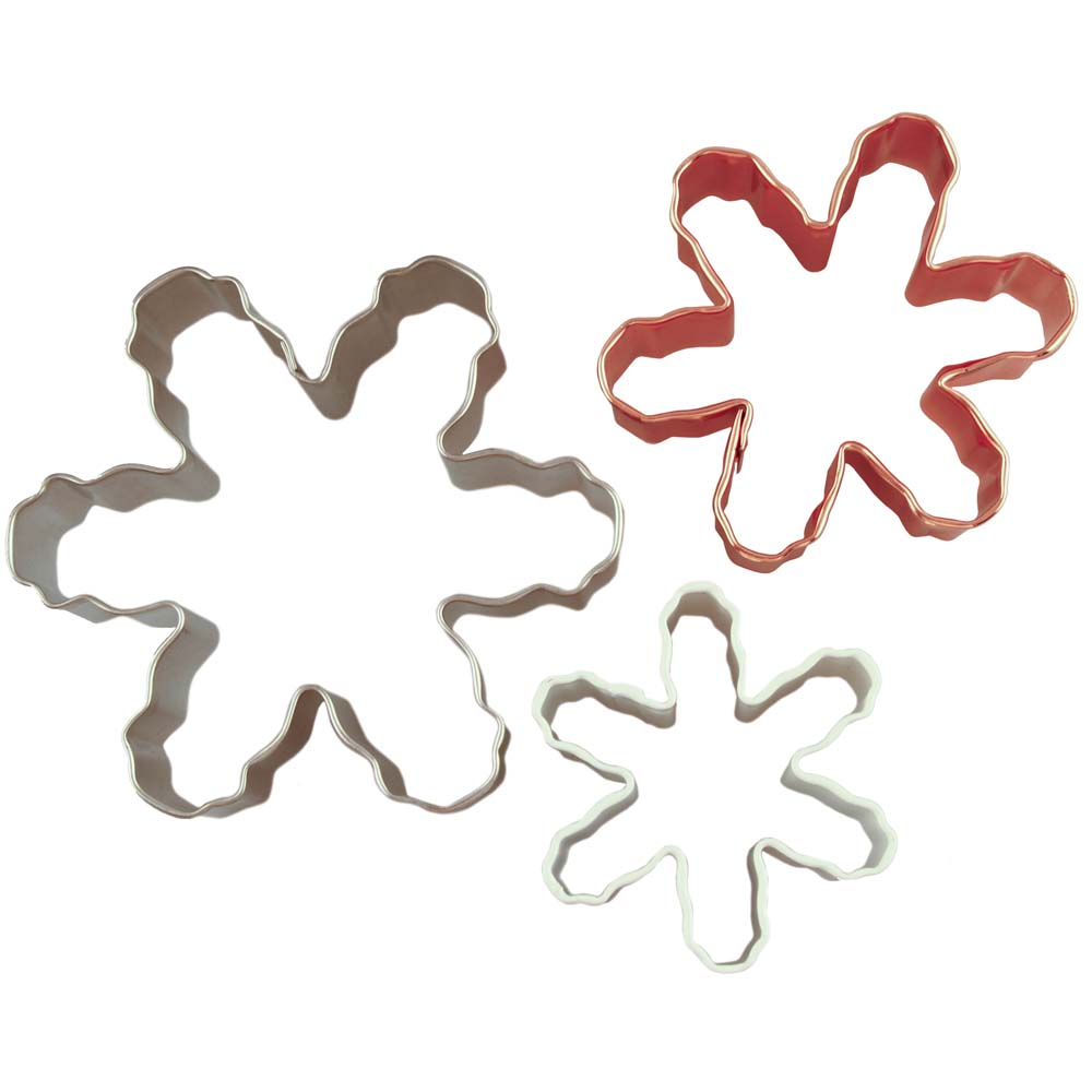 Nesting Snowflakes Cookie Cutter Set