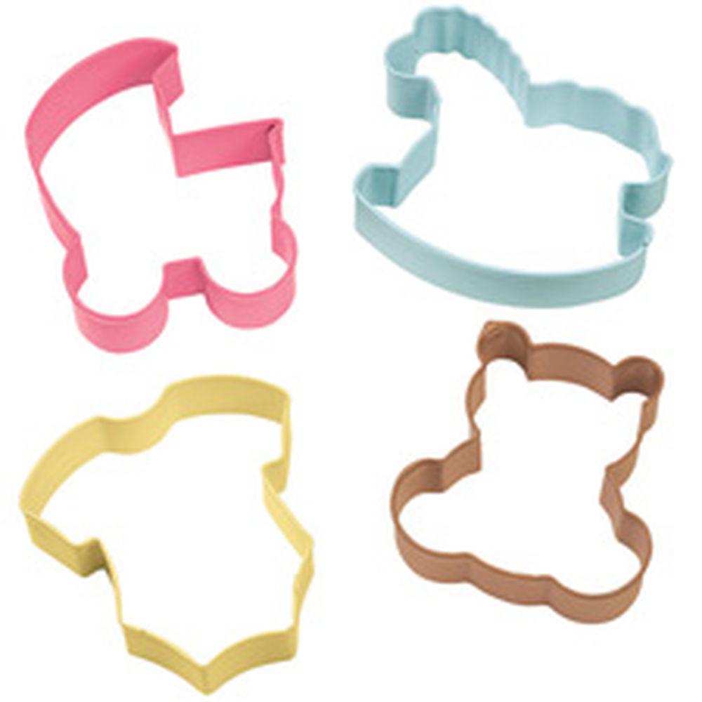 Baby Cookie Cutter Set