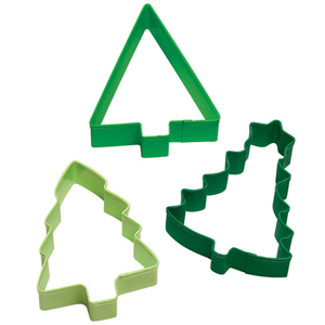 Trees Cookie Cutter Set