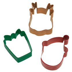 Holiday Fun Cookie Cutter Set