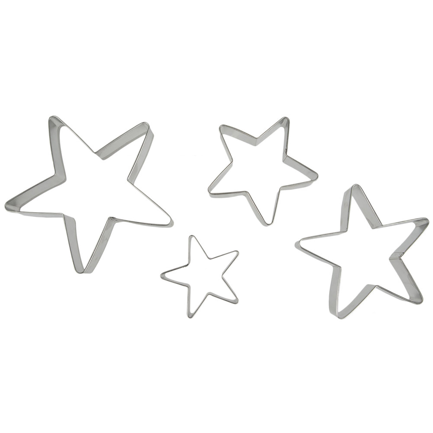 General Shape Cookie Cutters