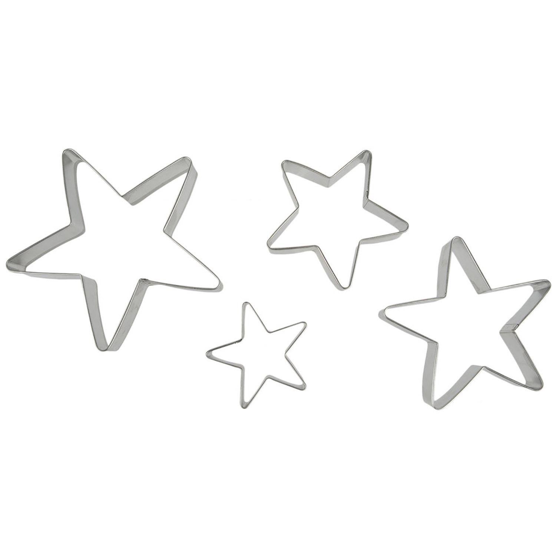Star Nesting Cookie Cutter Set