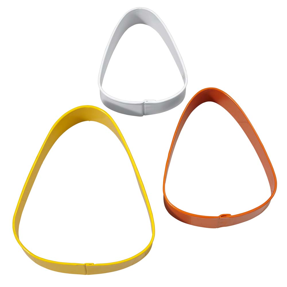 Nesting Candy Corn Cookie Cutter Set