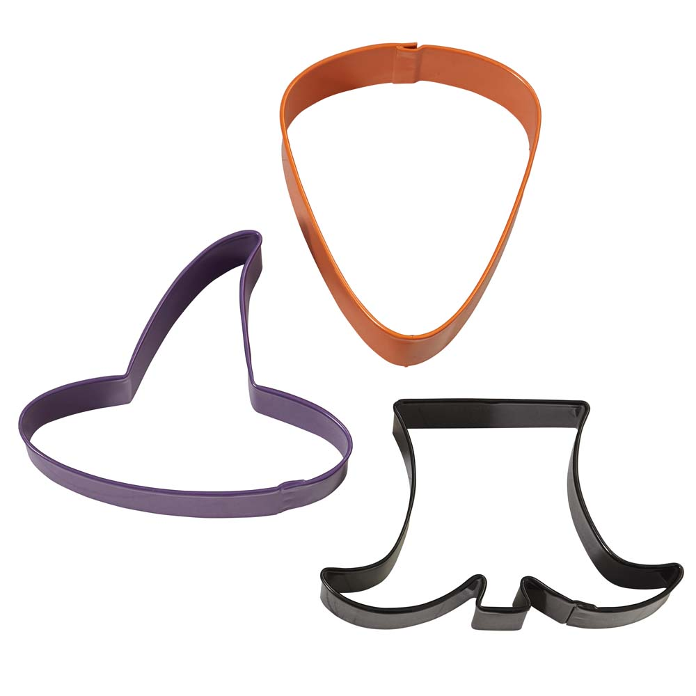 Witch Cookie Cutter Set