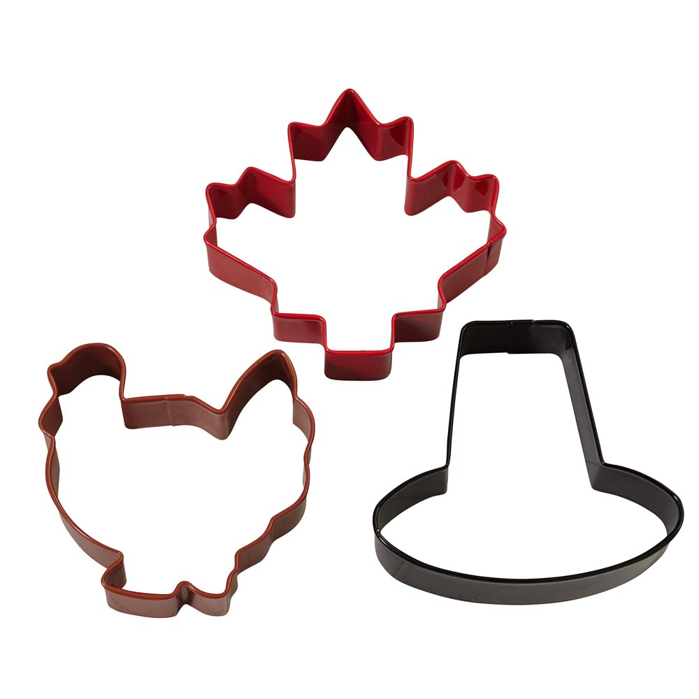Pilgrim Cookie Cutter Set
