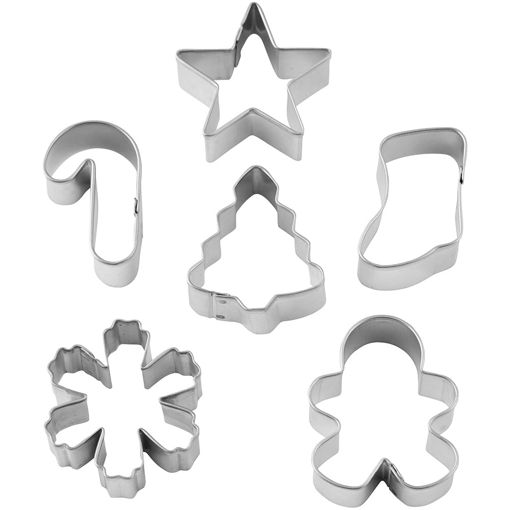 Christmas Mini Cookie Cutter Set
