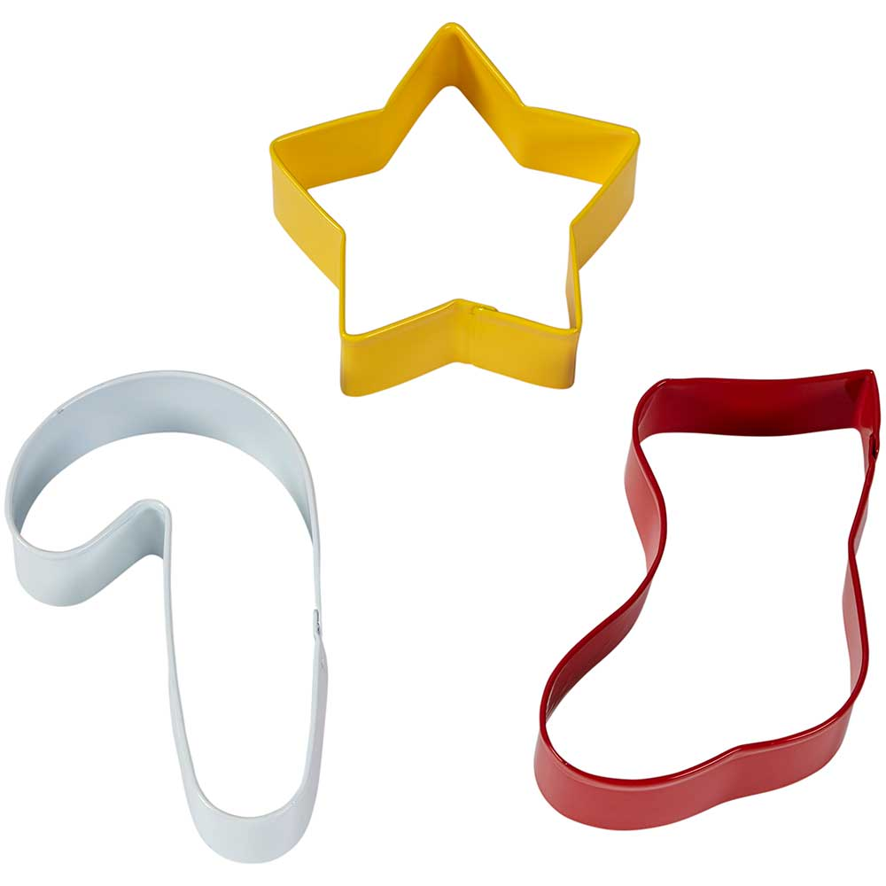 Star Stocking Cookie Cutter Set