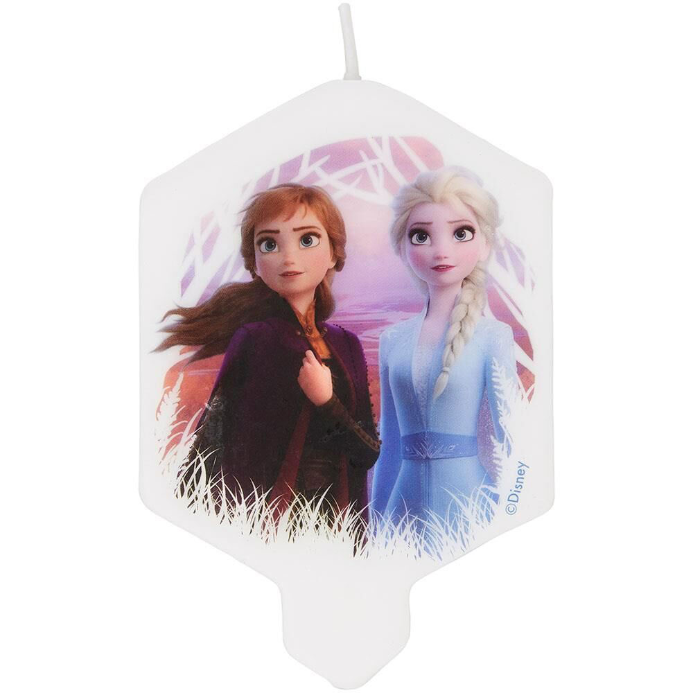 Frozen 2 Candle