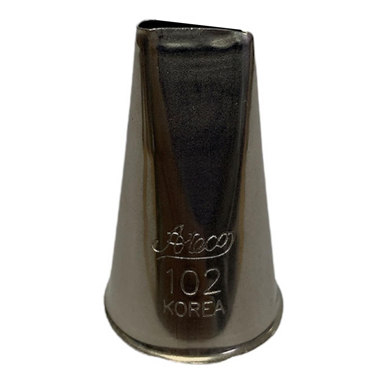 #102 Petal Stainless Steel Tip
