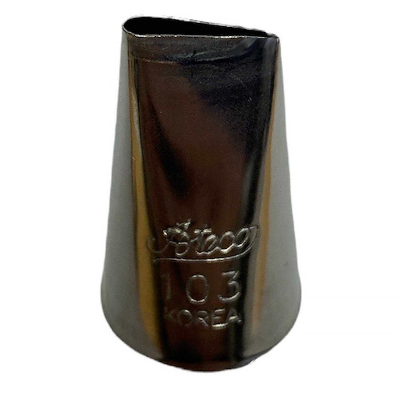 #103 Petal Stainless Steel Tip