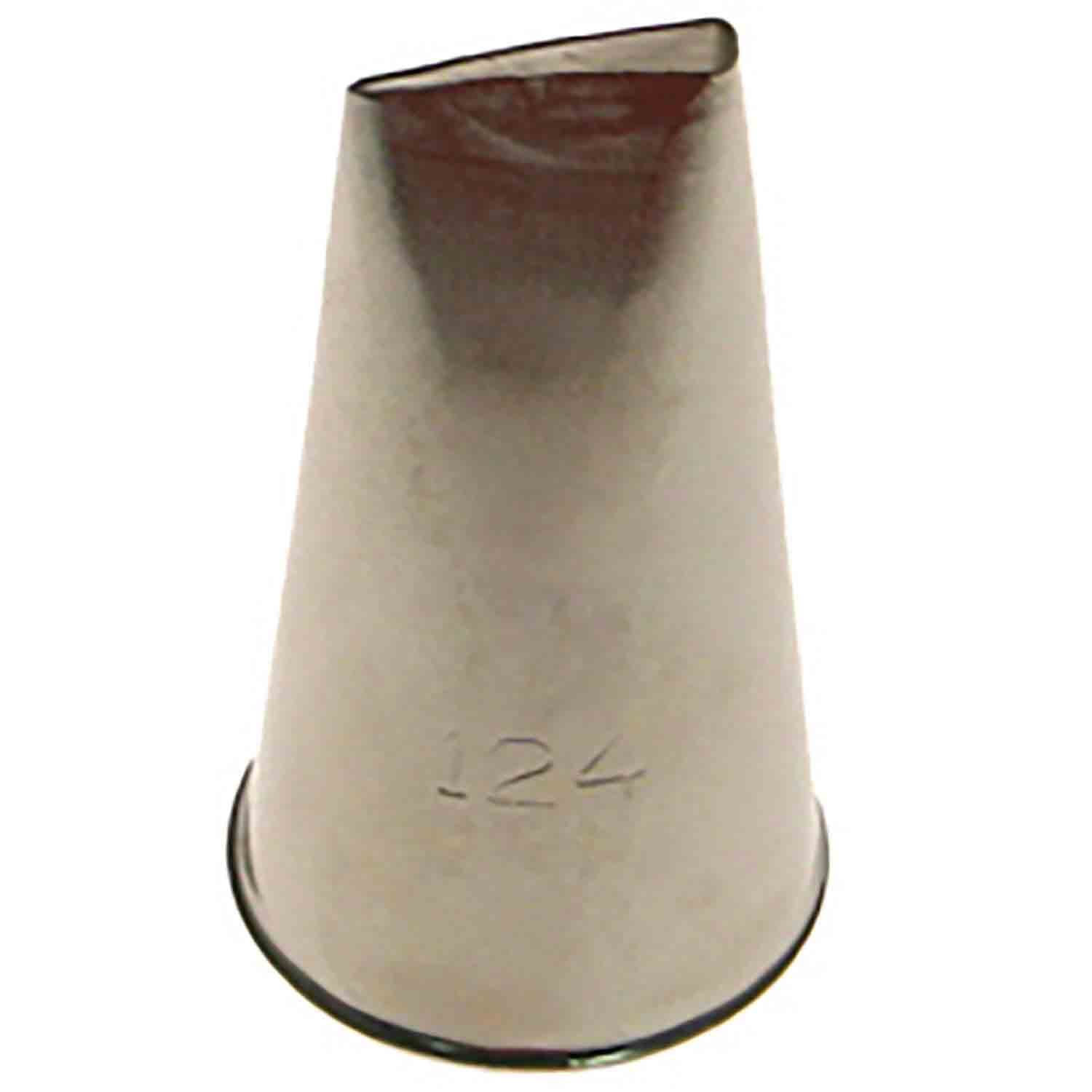 #124 Petal Stainless Steel Tip