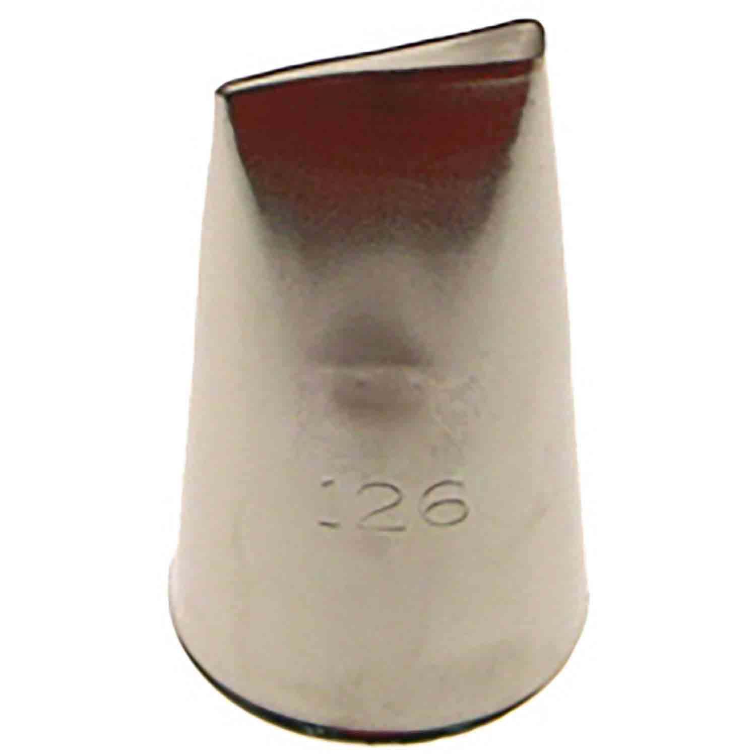#126 Petal Stainless Steel Tip