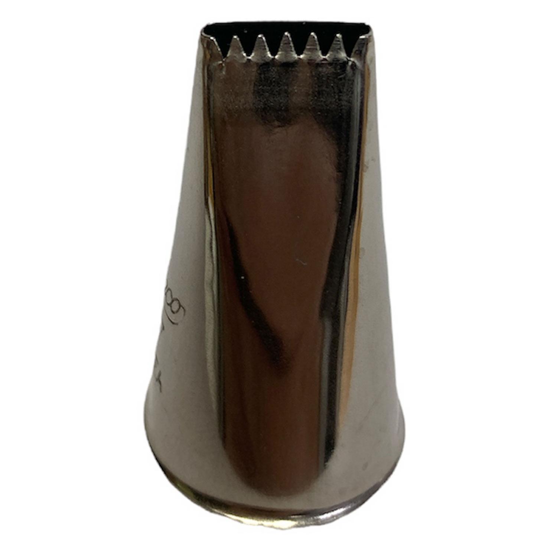 #47 Ribbon/Basket Weave- Stainless Steel Tip