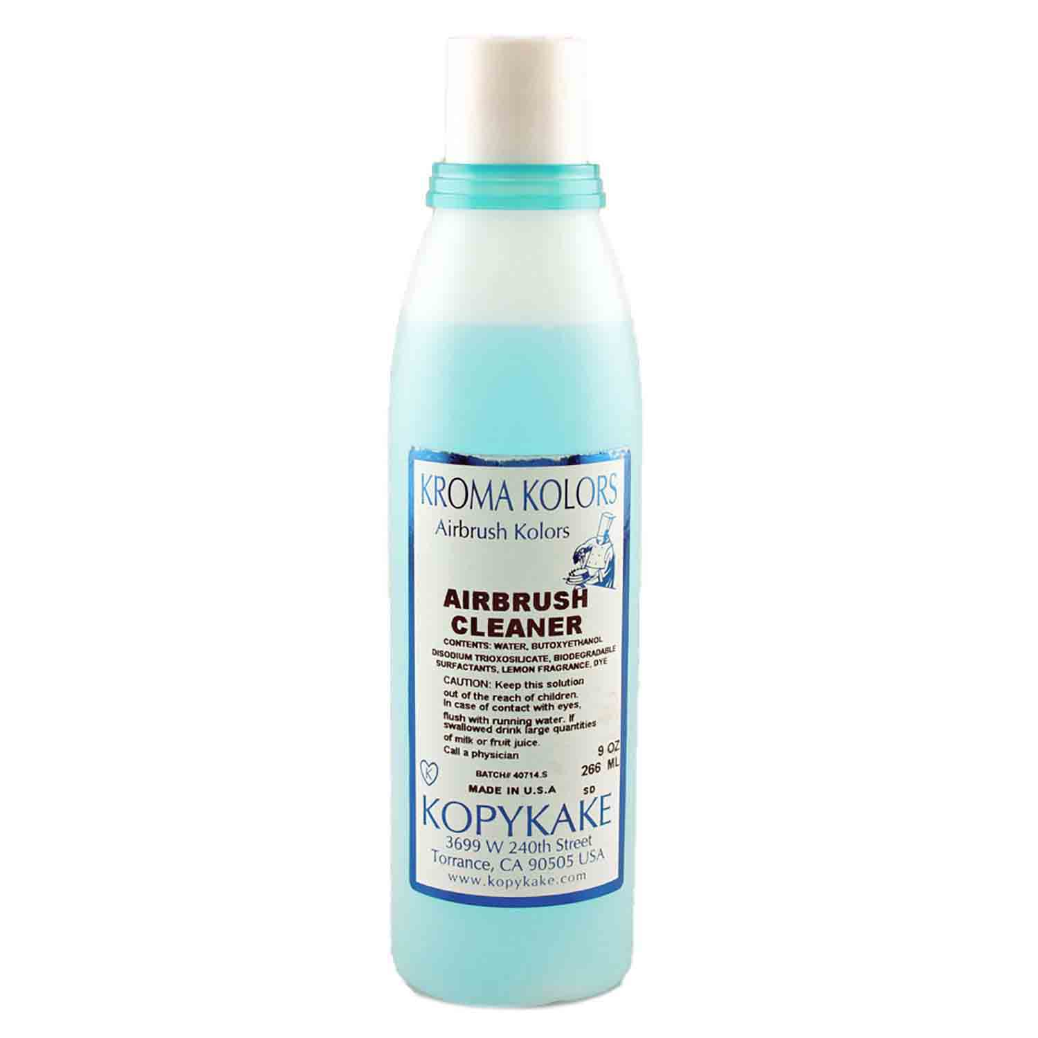 Kopykake Air Brush Cleaner