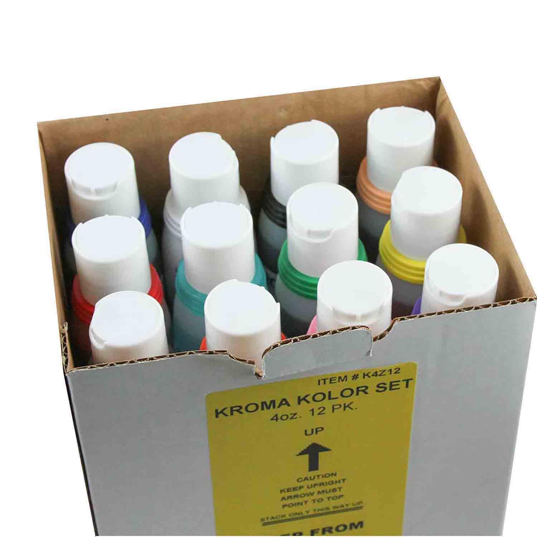 Kroma Kolor Airbrush Color Set