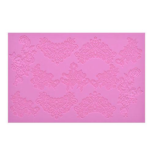 Sweet Lace Cake Lace Mat