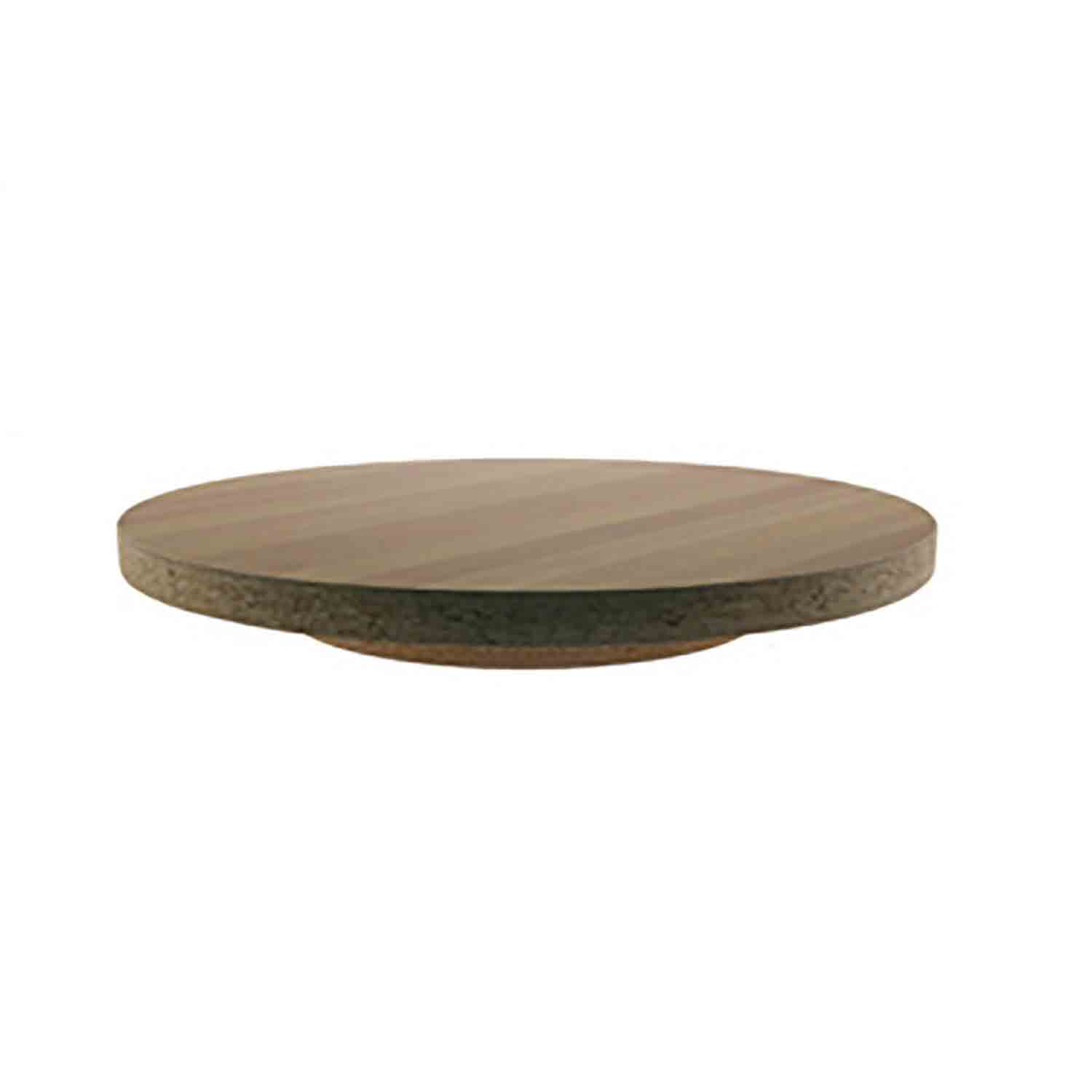 Wooden Laminate Turntable