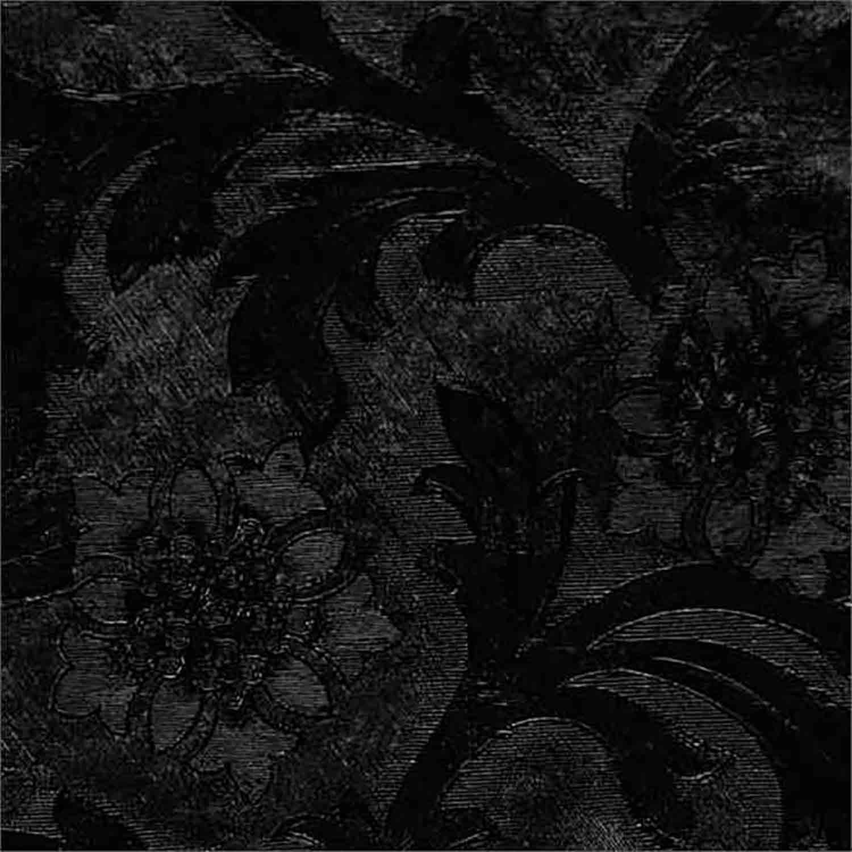 Black Florist Poly Foil