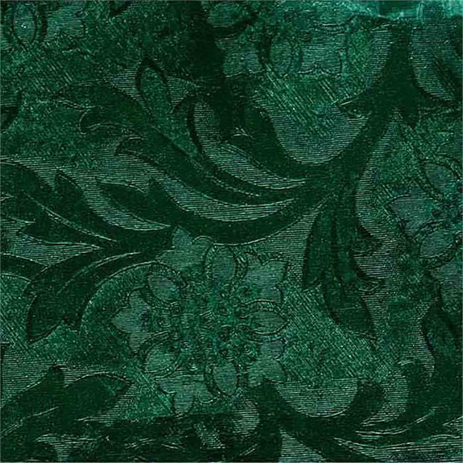 Hunter Green Florist Poly Foil