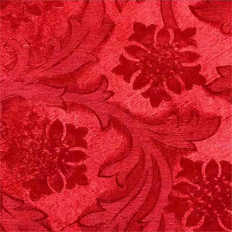 Cardinal Red Florist Poly Foil