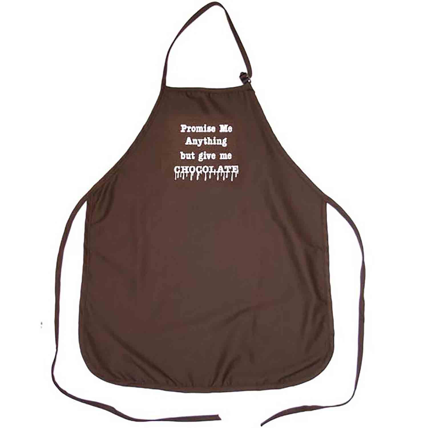 Promise Me Anything…. Apron