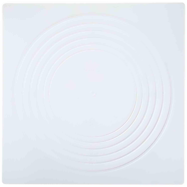 """18"""" Wilton Square White Separator Plate"""