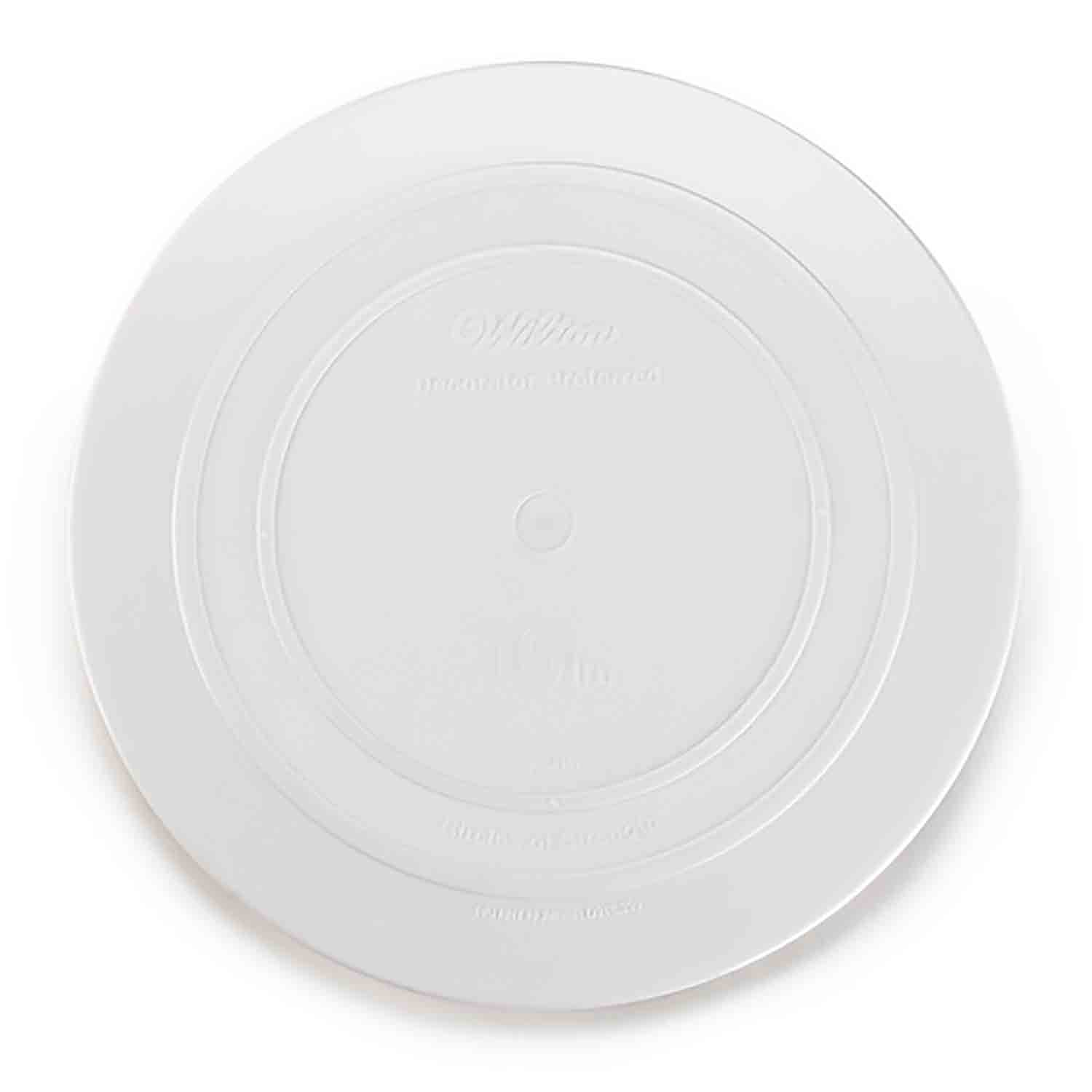 "10"" Smooth Edge Decorator Preferred Round Plate"