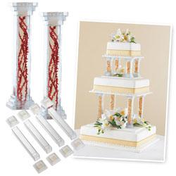 """4"""" Fillable Pillar Set"""