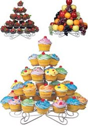 Cupcakes 'N More Stand (Holds 38)