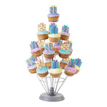 Cupcakes 'N More Party Stand (Holds 19)