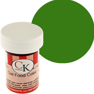 Leaf Green CK Food Color Gel/Paste