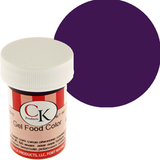 Purple CK Food Color Gel/Paste