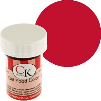 Red Red CK Food Color Gel/Paste
