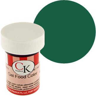 Teal CK Food Color Gel/Paste