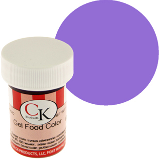 Violet CK Food Color Gel/Paste