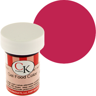 Burgundy CK Food Color Gel/Paste