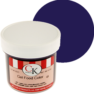 Super Navy Blue CK Food Color Gel/Paste