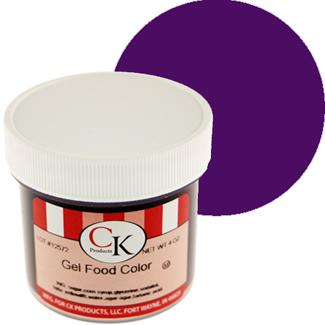 Purple CK Food Color Gel/Paste