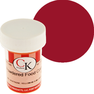 Flaming Red CK Powdered Food Color