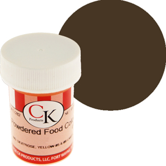 Brown CK Powdered Food Color