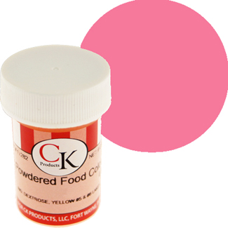 Cherry Pink CK Powdered Food Color