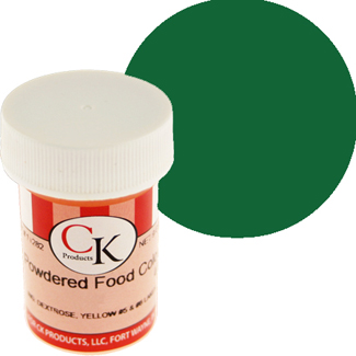 Leaf Green CK Powdered Food Color