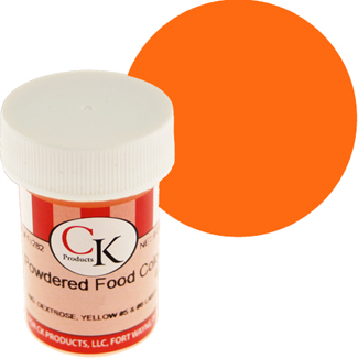 Orange CK Powdered Food Color