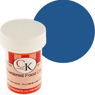 Royal Blue CK Powdered Food Color